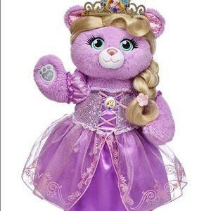 Build a bear Rapunzel